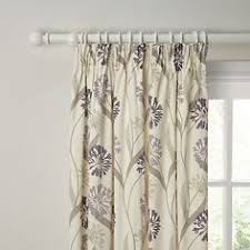 Lined Curtains John Lewis by Buy John Lewis Hatch Chenille Lined Eyelet Curtains Online At