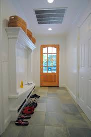 baseboard heater covers entry eclectic with door mudroom recessed