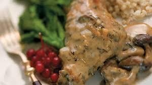 cuisiner du lapin facile lapin au vin blanc et aux chignons recettes iga sauce crème