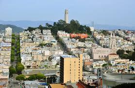 Coit Tower Murals Controversy by De Young San Francisco Ca Cruisebe