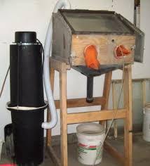 Diy Sandblast Cabinet Vacuum by Diy Sandblast Cabinet Dust Collector Nrtradiant Com