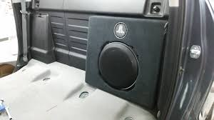 Toyota Tundra Subwoofer Install | Car Audio Lovers Small Truck Subwoofer Brilliant Toyota Ta A 05 12 Double Cab Powerbass Pswb112t Loaded Enclosure With A Single 2016 Tacoma Sound System Tacomabeast Jbl W12gtimkii Dual 6 Ohm Gti Car 092014 F150 Kicker Vss Powerstage Powered Kit Super Art The Apollos Toyota Subwoofer And Component Speaker From Tacotunes Sub Box Center Console Install Creating Centerpiece Truckin 40tcws104 10inch 600w 1500w Mono Amp Cs112tgtw3 Audio Systems Powerwedge Jl Location Pference Page 2 Chevy Tahoe Forum Gmc