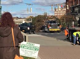 Nyc Christmas Tree Recycling 2016 by Kicking Off The Season With Syracuse U0027s Christmas Tree Lighting
