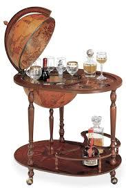 old world bar globe for liquor storage home decor pinterest