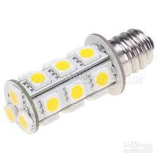 free shipment 18led 5050smd e12 led auto bulb 12v 24v 360lm