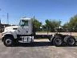 Mack Pinnacle Chu613 Conventional Trucks In Texas For Sale ▷ Used ...