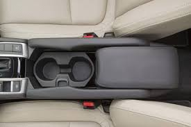 2017 Honda Civic Sedan Center Console Cupholders - Motortrend Pp Automobile Drink Holder Black Organizer Cup Holders Car Storage I Found All 19 Of The New Subaru Ascents Cupholders Is It Possible To Have Too Many Auto Makers Are Trying Folding Outlet Mulfunctional Remote Control Coolers With Builtin Speakers Headlights And Amazoncom For Carsthe Kazekup Ultimate Cupsy The Worlds Most Overachieving Cupholder Cheap Plastic Find Deals On Line At 2009 2014 Light Kit F150ledscom Blackgray Styling Universal Foldable Vehicle Truck Door Swigzy Expander Adapter With Adjustable Base Rubber