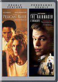 Amazoncom The Pelican Brief The Rainmaker Double Feature