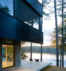 100 Cantilever House Vermont Camp Retreat Modern Design Build