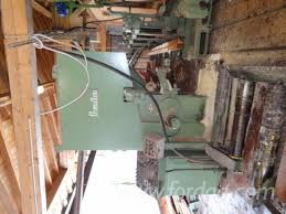 used primultini 1100 log band saw vertical for sale italy