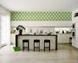 tapisserie pour cuisine papier peint pour cuisine design