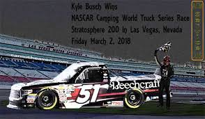 Kyle Busch Wins Stratosphere 200 At The Las Vegas Motorspeedway Nascar Kicks Off Truck Race Weekend In Las Vegas Local 2018 Pennzoil 400 Race At Motor Speedway The Drive 12obrl S118 Trucks Series Winner Cory Adkins Poster Ticket Package September 2019 Hotel Rooms Kyle Busch Scores Milestone Camping World Truck Nv 28th Auto Sep 14 Playoff Wins His 50th At Missing Link Official Home Of Motsports Westgate Resorts Named Title Sponsor Holly Madison Poses As Grand Marshall Smiths 350 Nascar Wins Hometown