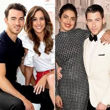 Kevin Jonas And Wife Head To Nick Jonas Priyanka Chopras Wedding