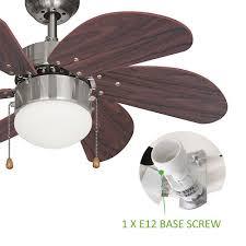 ustellar 30 inch ceiling fan with lights reversible ceiling fans