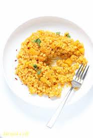 Pumpkin Risotto Recipe Vegan by Pumpkin Risotto