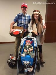 Forrest Gump Halloween by Throwback Thursday Favorite Halloween Costumes Shut The Front Dorr