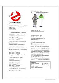 Halloween Brain Teasers Worksheets by 22 Free Esl Halloween Song Worksheets