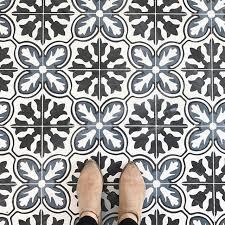 cement tile shop encaustic cement tile avallon navy ordered