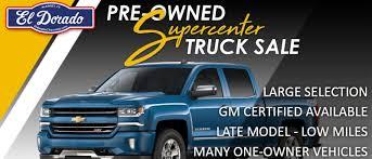 100 North Texas Truck Sales El Dorado Chevrolet In McKinney TX Serving Allen And Plano