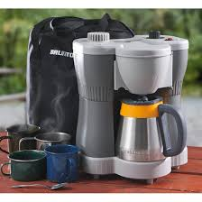 BruntonR BrewFire Coffee Maker