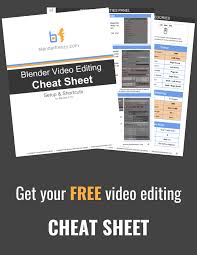 21 Blender For Blogs Phase 3 Part 9 3D TEXT For Video Editing