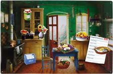 deko memoboards im landhaus stil für die küche günstig