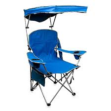 Sport Brella Beach Chair Instructions by Quik Chair Quik Shade Folding Arm Camping Chair In Royal Blue