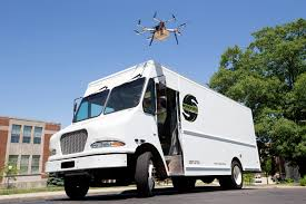 100 Ups Trucks For Sale The Next Big Thing You Missed Amazons Delivery Drones