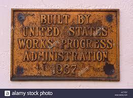 Harlem Hospital Wpa Murals by Works Progress Administration Stock Photos U0026 Works Progress