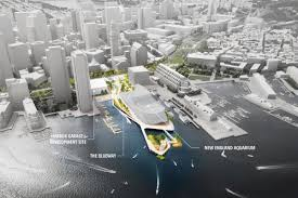 Boston s downtown municipal harbor plan s green light Curbed
