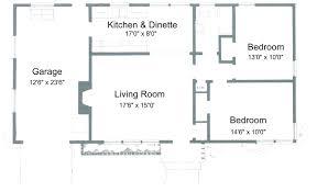 A Beautiful Bedroom Bath House With Floor Plan