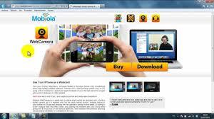 Tutorial Utilizar Ipod Iphone o Webcam Mobiola