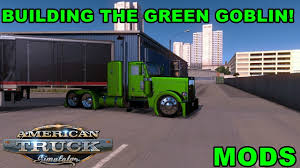 American Truck Simulator - MODDED - BUILDING THE GREEN GOBLIN - YouTube Skin Green Envy Express For The Truck Peterbilt 389 American Blackpearl Goes Green Goblin 2009 Kawasaki Ninja 650r 11 Of Spookiest Cars Ever 2 Happy Toyz Roadtrippers From Maximum Ordrive On Behance 2002 Addon Ped Gta5modscom The Green Goblin V1 Fs15 Farming Simulator 2019 2017 2015 Mod Home Of The Original Head Model Truck Best Image Kusaboshicom Amazoncom Spiderman Movie 12 Figure Rare Roto By Kinneyperry Deviantart Abc Surprises Spiderman Lego Spelling Thomas And Friends Egg
