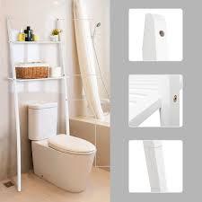 braun toilettenregal waschmaschinenregal platzsparendes