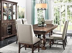 Raymour And Flanigan Round Dining Room Tables by 3 Pc 5 Pc U0026 7 Pc Dining Sets Glass Formal U0026 Modern Dining Sets
