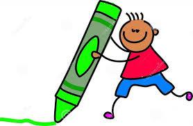 Color Clipart Child