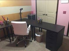 Linnmon Corner Desk Hack by Ikea Linnmon Adils Corner Desk Setup Ideas For Home Office