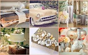 Vintage Wedding Inspiration Board Researching Your Theme