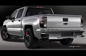 Silverado Bed Extender by 2016 Chevy Silverado Red Line Concept Reveal Gm Authority