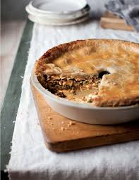 This Photo Of Savory Pie Is From Georgeanne Brennans Book La Vie Rustic Cooking And Living In The French Style