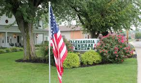 Alexandria Funeral Home Home