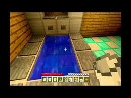 Minecraft Pocket Edition Bathroom Ideas by Minecraft Xbox 360 How To Build A Bathroom With Working Shower