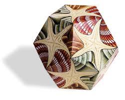MC Escher Kaleidocycles Hors Collection Amazonde Doris Schattsschneider Wallace Walker Fremdsprachige Bucher