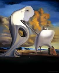 25 Famous Salvador Dali Paintings Surreal And Optical Illusion