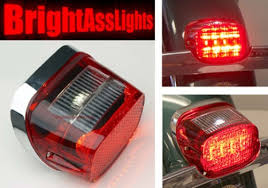 Harley Davidson Light Fixtures by Police Services Bright Motorcycle Led Taillights For Harley