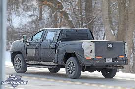 2020 Chevy Silverado HD Spy Shot MEGA THREAD - The Newsroom - GM ...