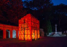 100 Jacobs Architects Sam Jacob Erects Adolf Loosdesigned Mausoleum In Highgate