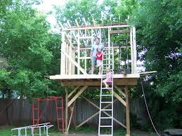 How To Build A Tree Fort | How-tos | DIY – Our Meeting Rooms 10 Fun Playgrounds And Treehouses For Your Backyard Munamommy Best 25 Treehouse Kids Ideas On Pinterest Plans Simple Tree House How To Build A Magician Builds Epic In Youtube Two Story Fort Stauffer Woodworking For Kids Ideas Tree House Diy With Zip Line Hammock Habitat Photo 9 Of In Surreal Houses That Will Make Lovely Design Awesome 3d Model Free Deluxe