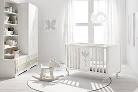 chambre bébé beige design interieur tour de lit chambre bébé blanche mobilier blanc