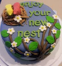 Housewarming Cake By GingerNins